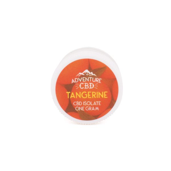 Adventure CBD :: Tangerine Isolate (1000mg CBD)