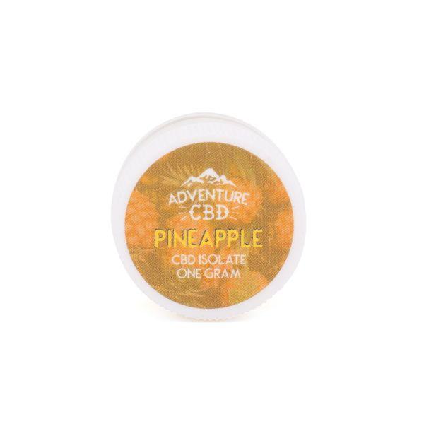 Adventure CBD :: Pineapple Isolate (1000mg CBD)