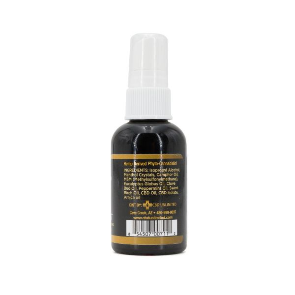 Maggie's :: Mist - Spray (60ml - 1000mg)