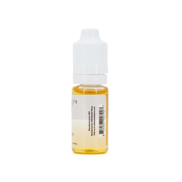 HealingFx :: Hemp Derived CBD - Natural Oil (10ml - 250mg)