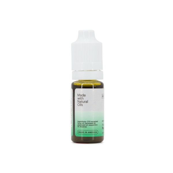 HealingFx :: Hemp Derived CBD - Peppermint CBD Oil (10ml - 250mg)