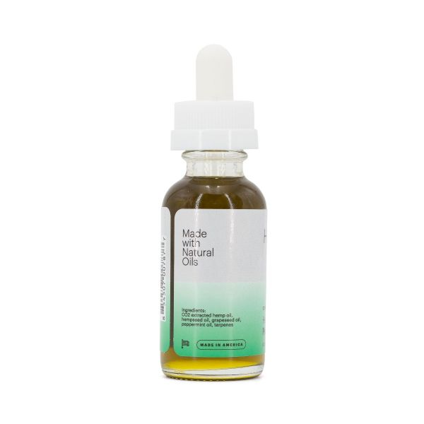 HealingFx :: Hemp Derived CBD - Peppermint CBD Oil (30ml - 750mg)