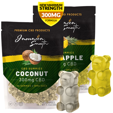 Jamaica Smooth Gummies