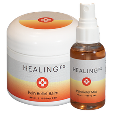 HealingFX Topicals