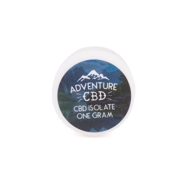 Adventure CBD :: Natural Isolate (1000mg CBD)