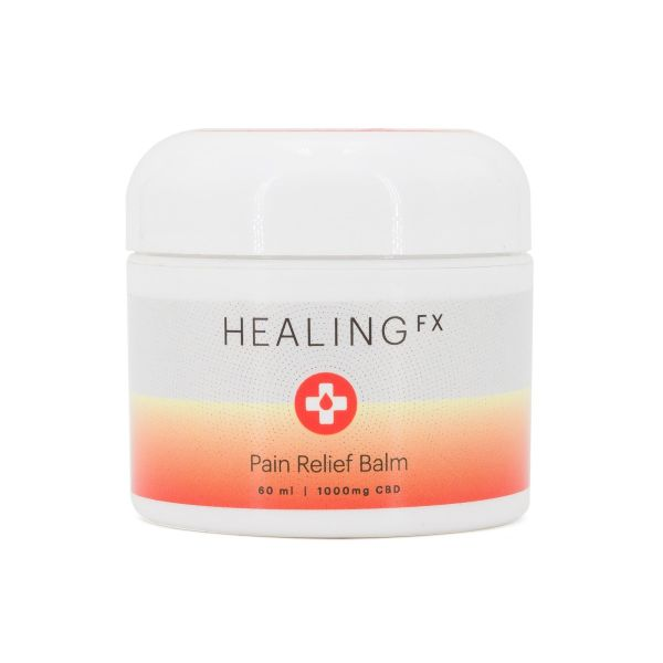 HealingFx :: Pain Relief Balm (60ml, 1000mg CBD)