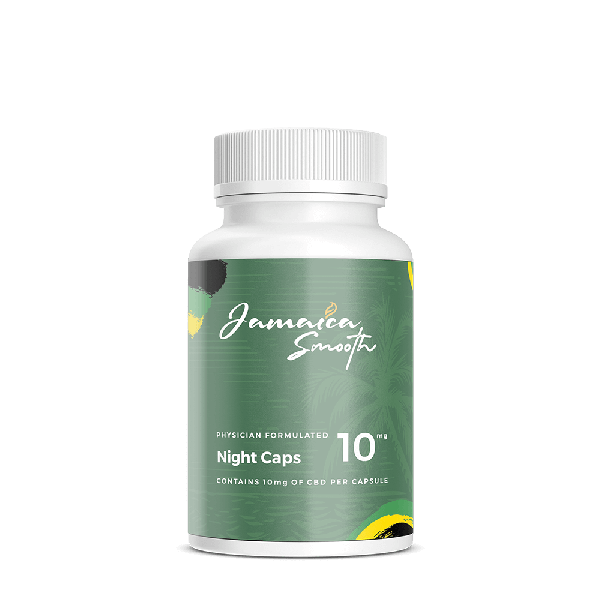 Jamaica Smooth :: Night Caps (30 count - 10mg)